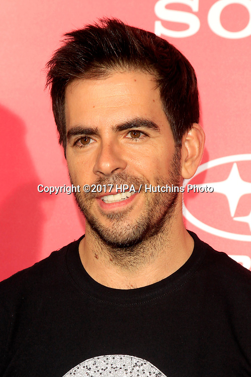 """LOS ANGELES - JUN 14:  Eli Roth at the """"Baby Driver"""" Premiere at the The Theater at Ace Hotel on June 14, 2017 in Los Angeles, CA"""