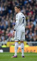 FUSSBALL  INTERNATIONAL  PRIMERA DIVISION  SAISON 2012/2013   26. Spieltag  El Clasico   Real Madrid  - FC Barcelona        02.03.2013 Cristiano Ronaldo (Real Madrid)