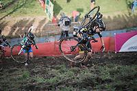 Jolien Verschueren (BEL/Telenet-Fidea)<br /> <br /> Elite Women's Race<br /> Soudal Jaarmarktcross Niel 2016