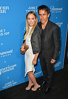 Teddi Mellencamp &amp; Edwin Arroyave at the premiere party for &quot;American Woman&quot; at the Chateau Marmont, Los Angeles, USA 31 May 2018<br /> Picture: Paul Smith/Featureflash/SilverHub 0208 004 5359 sales@silverhubmedia.com