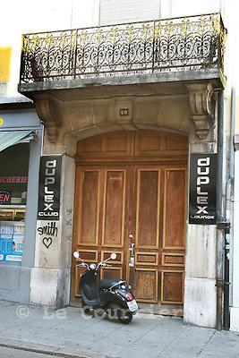 Genève, le 17.09.2008.Rue de monthoux.© Le Courrier / J.-P. Di Silvestro