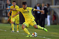 Manu Trigueros Villarreal <br /> San Benedetto del Tronto 06-08-2017 <br /> Football Friendly Match  <br /> Inter - Villarreal Foto Andrea Staccioli Insidefoto
