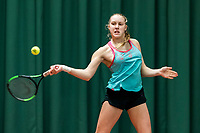 Wateringen, The Netherlands, March 9, 2018,  De Rijenhof , NOJK 12/16 years, Melissa Boyden (NED)<br /> Photo: www.tennisimages.com/Henk Koster