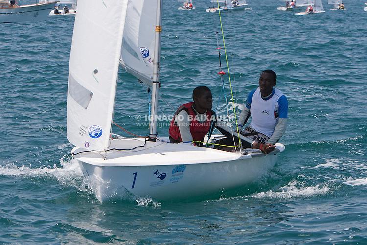 1 ANG51432 Paulo Amaral/Leonildo Feliciano ClubNaval de Luanda