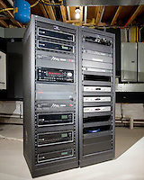 Quality Install Audio Video Rack