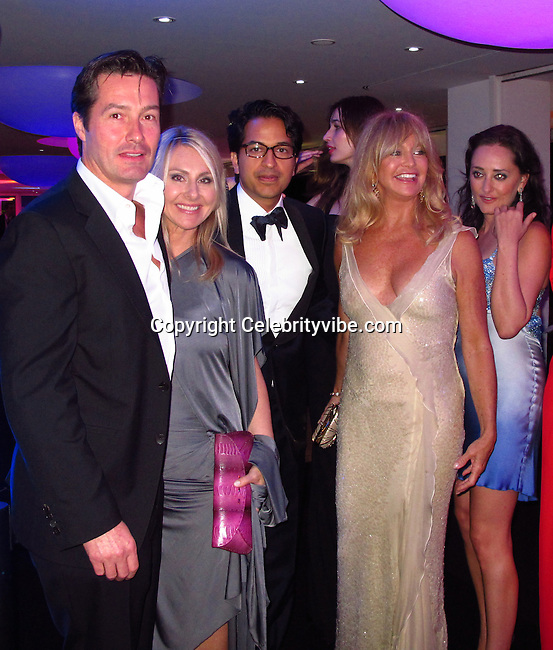 Goldie Hawn..De Grisogno Party..2011 Cannes Film Festival..Eden Roc Restaurant at Hotel Du Cap..Cap D'Antibes, France..Tuesday, May 17, 2011..Photo By CelebrityVibe.com..To license this image please call (212) 410 5354; or.Email: CelebrityVibe@gmail.com ;.website: www.CelebrityVibe.com