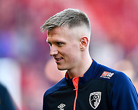 Sam Surridge of AFC Bournemouth during AFC Bournemouth vs Wolverhampton Wanderers, Premier League Football at the Vitality Stadium on 23rd February 2019