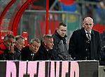 Nederland, Utrecht, 30 maart 2012.Eredivisie .Seizoen 2011-2012.FC Utrecht-Excelsior (3-2).Jan Wouters, trainer-coach van FC Utrecht