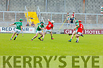 Action from Ballyduff v Crotta O'Neills in R2 of the Senior Hurling championship on Saturday night.