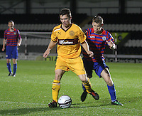 Craig Moore in the St Mirren v Motherwell Clydesdale Bank Scottish Premier League U20 match played at St Mirren Park, Paisley on 10.9.12.