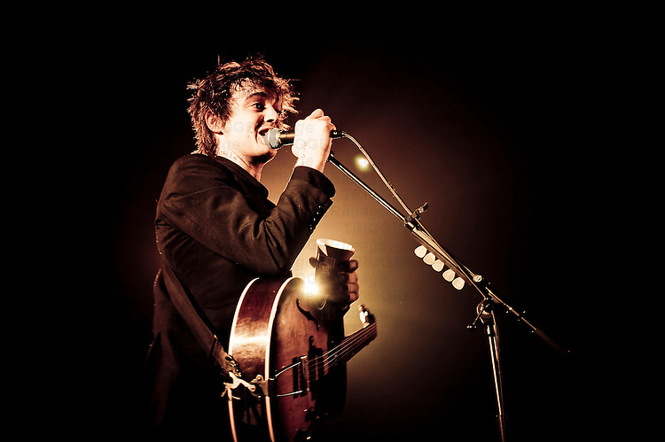 Pete Doherty singer