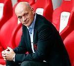 Nederland, Utrecht, 16 september 2012.Eredivisie.Seizoen 2012-2013.FC Utrecht-PSV.Jan Wouters, trainer-coach van FC Utrecht