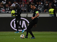 David Abraham (Eintracht Frankfurt) - 19.09.2019:  Eintracht Frankfurt vs. Arsenal London, UEFA Europa League, Gruppenphase, Commerzbank Arena<br /> DISCLAIMER: DFL regulations prohibit any use of photographs as image sequences and/or quasi-video.