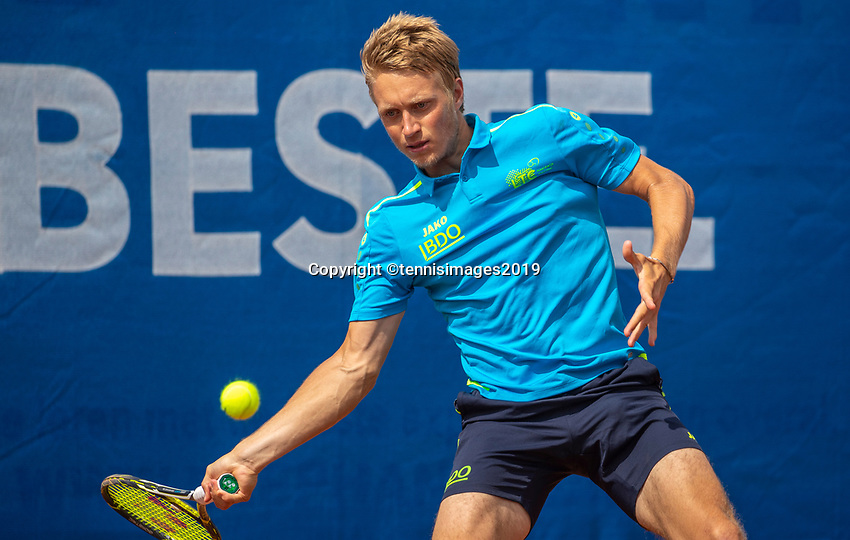 Zandvoort, Netherlands, 8 June, 2019, Tennis, Play-Offs Competition, Jelle Sels (NED)<br /> Photo: Henk Koster/tennisimages.com