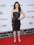 "Freya Tingley attends The Los Angeles Film Festival 2014 Closing Night Premiere of Warner bros. Pictures ""Jersey Boys"" held at The Regal Cinemas L.A. Live in Los Angeles, California on June 19,2014                                                                               © 2014 Hollywood Press Agency"