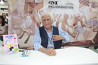 SAO PAULO, SP, 30.08.2014 - BIENAL INTERNACIONAL DO LIVRO DE SAO PAULO - O escritor Ziraldo durante a Bienal Internacional do Livro de Sao Paulo no Anhembi neste sabado, 30. (Foto: Carlos Pessuto / Brazil Photo Press).