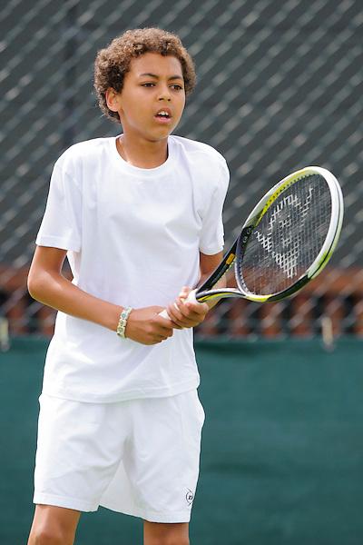 Paul Jubb<br /> Road To Wimbledon 2013