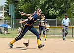 MHSAA D1 Softball - Hudsonville vs Mona Shores