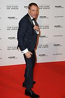 """JEAN-CLAUDE VAN DAMME - AVANT-PREMIERE DE """"JEAN-CLAUDE VAN JOHNSON"""" AU GRAND REX A PARIS, FRANCE, LE 12/12/2017."""