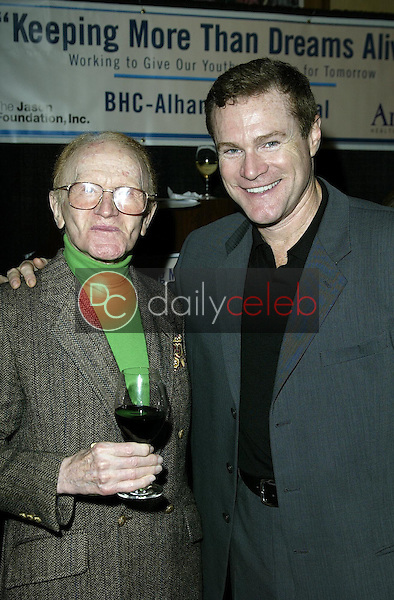 Red Buttons and David Keith
