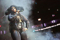 PHILADELPHIA, PA - OCTOBER 28 :  Remy Ma performing at Powerhouse 2016 at the Wells Fargo Center in Philadelphia, Pa on October 28, 2016  photo credit Star Shooter/MediaPunch