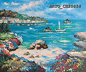 Alfredo, LANDSCAPES, LANDSCHAFTEN, PAISAJES, paintings+++++,BRTOCH20854,#l#, EVERYDAY ,puzzle,puzzles