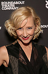 "Anne Heche attends the Roundabout Theatre Company One-Night Only Benefit Reading Cast Reception for ""Twentieth Century"" at Studio 54 on April 29, 2019 in New York City."