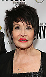 Chita Rivera attends the Chita Rivera Awards at NYU Skirball Center on May 19, 2019 in New York City.