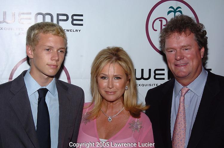 Barron Hilton, Kathy Hilton, Rick Hilton