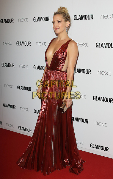 LONDON, ENGLAND - Kate Hudson at the Glamour Magazine 'Woman of the Year' Awards at Berkeley Square Gardens, on June 2nd 2015 in London, England<br /> CAP/ROS<br /> &copy;Steve Ross/Capital Pictures