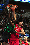 FIATC Mutua Joventut vs Caja Laboral: 57-74 - League ACB Endesa 2011/12 - Game: 15.