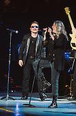 Dec 06, 2015: U2 and PATTI SMITH - Palais Omnisport de Bercy Paris France