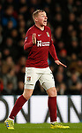 Nicky Adams of Northampton during the FA Cup match at the Pride Park Stadium, Derby. Picture date: 4th February 2020. Picture credit should read: Darren Staples/Sportimage