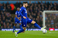 Callum Paterson of Cardiff City during the Sky Bet Championship match between Aston Villa and Cardiff City at Villa Park, Birmingham, England on 10 April 2018. Photo by Mark  Hawkins / PRiME Media Images.