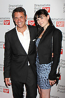Adam Guettel and Haley Bond Peterson attend The Dramatists Guild Fun's 50th Anniversary Gala at the Mandarin Oriental in New York, 03.06.2012...Credit: Rolf Mueller/face to face /MediaPunch Inc. ***FOR USA ONLY***