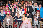 FANCY 21ST: Sara Holden, Mitchell's Ave., Tralee (seated 2nd right) went to Gally's bar/restaurant, Tralee, to celebrate her 21st birthday with a great fancy dress party with many friends and family