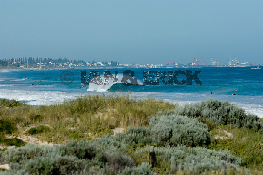 Scarborough Beach in Western Australia