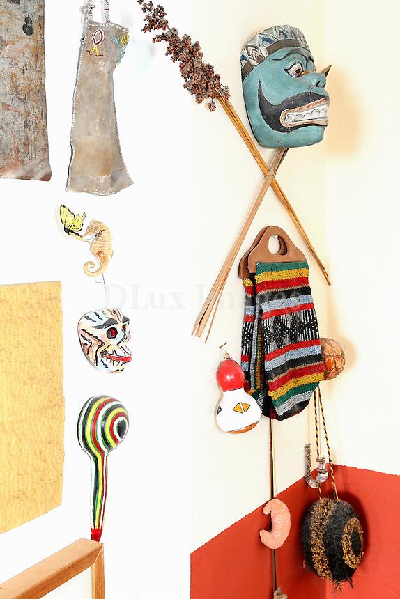 ethnic wall ornaments