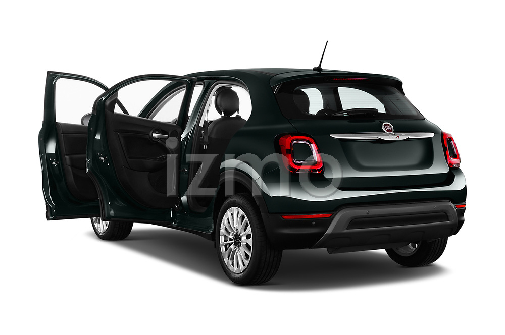 Car images of 2019 Fiat 500-X Cross 5 Door SUV Doors