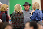From left, Niki Gladys, Emily Howarth, Dale and Lisa Granahan talk at the Western Nevada College Foundation Scholarship Celebration at Fuji Park in Carson City, Nev., on Friday, March 10, 2017. <br />Photo by Cathleen Allison/Nevada Photo Source