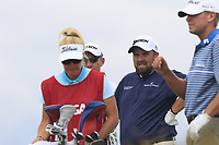 Shane Lowry (IRL) on the 6th tee during Saturday's Round 3 of the 117th U.S. Open Championship 2017 held at Erin Hills, Erin, Wisconsin, USA. 17th June 2017.<br /> Picture: Eoin Clarke | Golffile<br /> <br /> <br /> All photos usage must carry mandatory copyright credit (&copy; Golffile | Eoin Clarke)