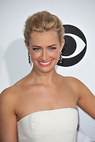 Beth Behrs at the 2014 People's Choice Awards at the Nokia Theatre, LA Live.<br /> January 8, 2014  Los Angeles, CA<br /> Picture: Paul Smith / Featureflash