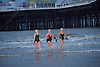 Brighton Swimming Club <br /> Christmas Day Swim 7.30am on 25th December 2014 <br /> Brighton Sea Front, Brighton, East Sussex, Great Britain <br /> <br /> <br /> Members of the Brighton Swimming Club defy orders from Brighton &amp; Hove Council not to swim on Christmas Day.<br /> <br /> <br /> <br /> Photograph by Elliott Franks <br /> Image licensed to Elliott Franks Photography Services