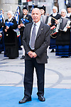 Alejandro Portes arrives to Teatro Campoamor for Princess of Asturias Awards 2019 in Oviedo. October 18, 2019 (Alterphotos/ Francis Gonzalez)