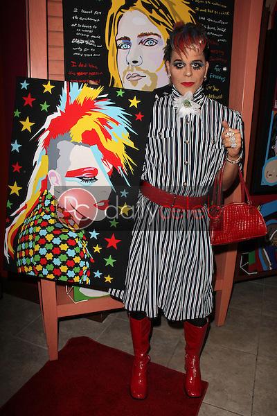 Sham Ibrahim<br /> at the Art Hearts Fashion Launch at Sweet! Candy Shop, Hollywood, CA 12-18-14<br /> David Edwards/DailyCeleb.com 818-249-4998