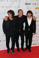 Diego Peretti, David Marques, Fernando Tejero - Premiere En Fuera De Juego - photocall in Madrid