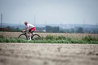 Zico Waeytens (BEL/Cofidis)<br /> <br /> GP Marcel Kint 2019<br /> One Day Race: Kortrijk – Zwevegem 188.10km. (UCI 1.1)<br /> Bingoal Cycling Cup 2019