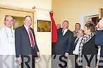 John O'Donoghue officially at the officially opens the Listry Community Centre on Saturday    .   Copyright Kerry's Eye 2008