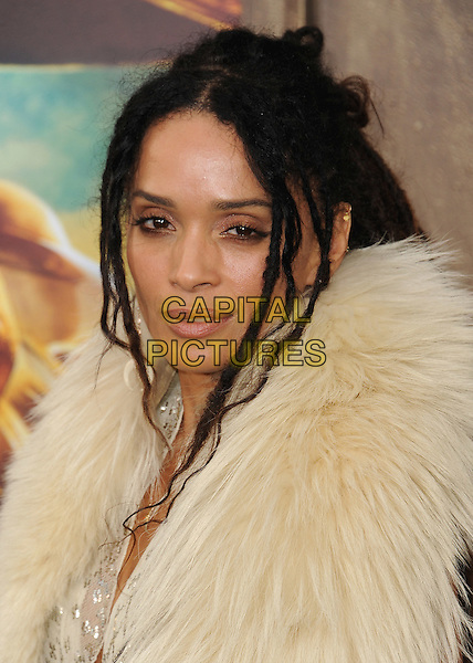HOLLYWOOD, CA - MAY 7:  Lisa Bonet at the Los Angeles premiere of &quot;Mad Max: Fury Road&quot; at the TCL Chinese Theatre on May 7, 2015 in Hollywood, California. <br /> CAP/MPI/PGSK<br /> &copy;PGSK/MediaPunch/Capital Pictures
