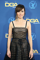 LOS ANGELES, CA - FEBRUARY 2: Linda Cardinelli at the 71st Annual DGA Awards at the Hollywood &amp; Highland Center's Ray Dolby Ballroom  in Los Angeles, California on February 2, 2019. <br /> CAP/MPIFS<br /> &copy;MPIFS/Capital Pictures